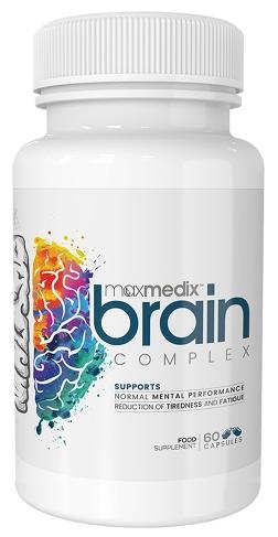 Max Medix Brain Complex Nootropic